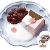 3/27〜限定「桜ババロア」をジェイアール名古屋タカシマヤ店で販売します