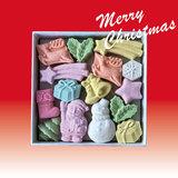 とってもキュートなクリスマス干菓子 発売中